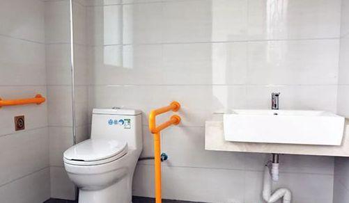 九牧提供全套系卫浴产品助力长汀公厕改造升级肇庆
